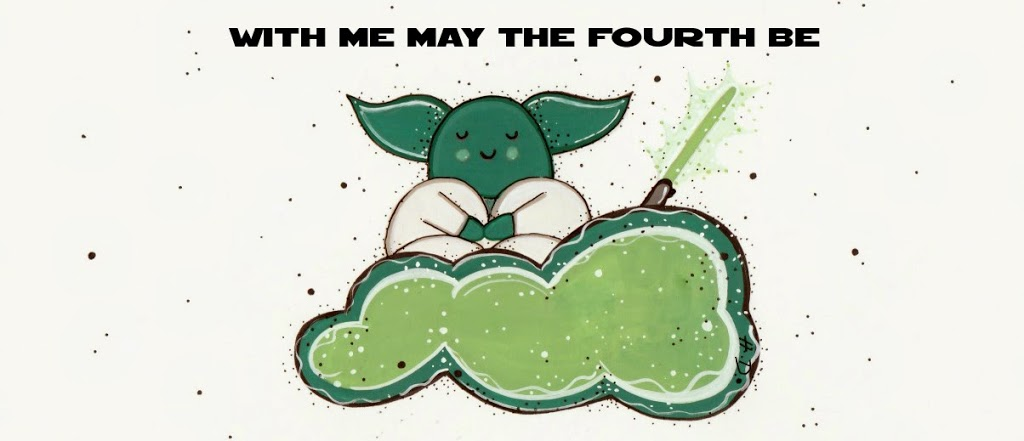 With Me May The Fourth Be