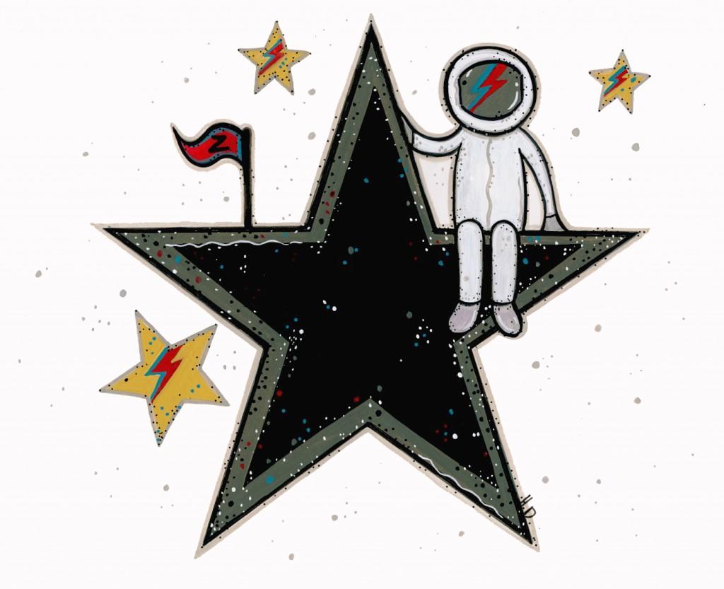 Farewell Starman